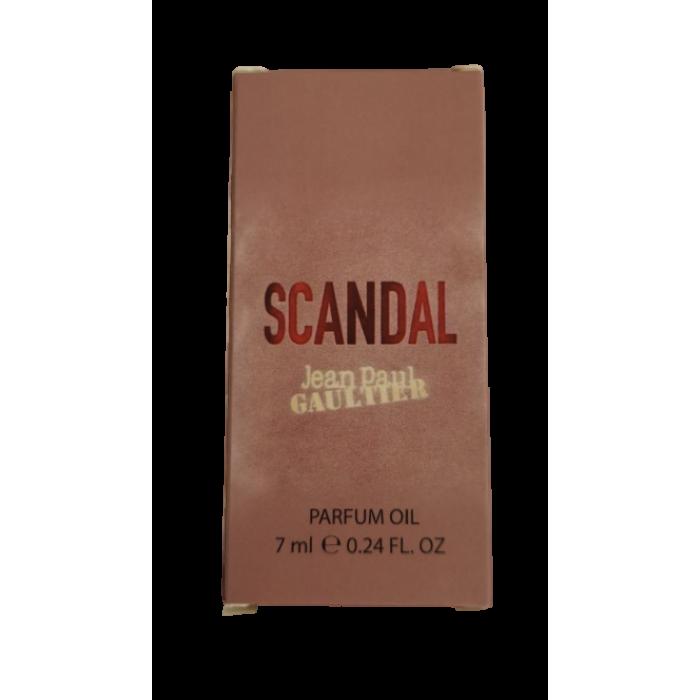 Парфюмерная вода для женщин Jean Paul Gaultier Scandal, 7 мл