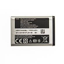 Аккумулятор AB553446BU для Samsung E1175 1000 mAh 03649-11, КОД: 137473