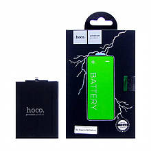 Аккумулятор HOCO BM47 для Xiaomi Redmi 3 3S 3X 3 Pro Redmi 4X 4000 mAh Черная 19764, КОД: 1151067