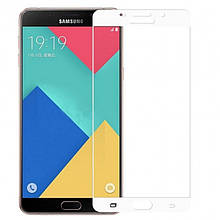 Защитное стекло Full Screen для Samsung Galaxy A7 2016 A710 White 10976, КОД: 222293