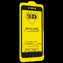 Защитное стекло 9D Glass 0.20 mm Full Glue для Xiaomi Redmi 4X Black 00004173, КОД: 1256876