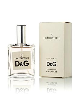 Парфюмерная вода Dolce & Gabbana 3 L`Imperatrice, женская 35 мл