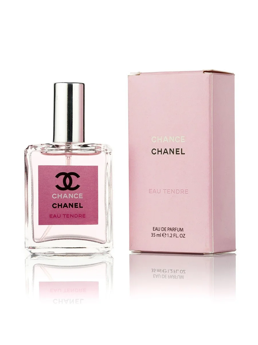 Парфюмерная вода Chanel Chance eau Tendre, женская 35 мл