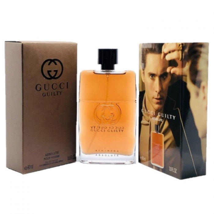 Мужская парфюмерная вода Gucci Guilty Absolute Pour Homme