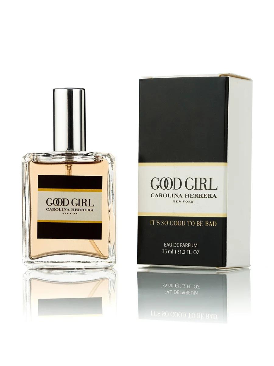 Парфюмерная вода Carolina Herrera Good Girl, женская 35 мл
