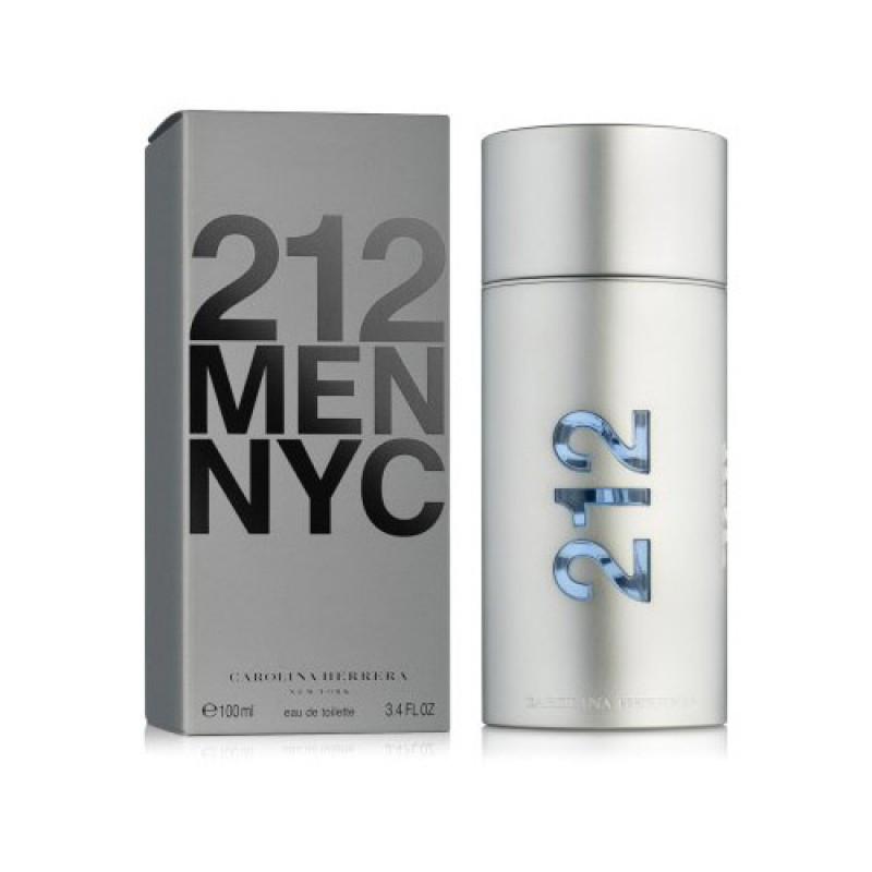 Мужская туалетная вода Carolina Herrera 212 Men NYC