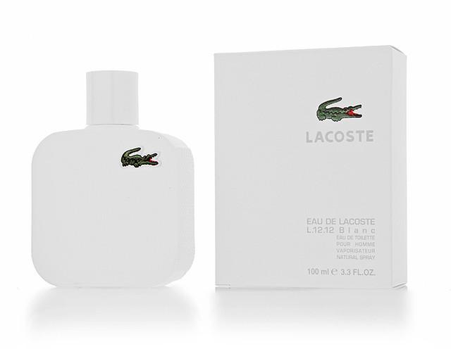 Мужская туалетная вода Lacoste Eau De Lacoste L.12.12 Blanc