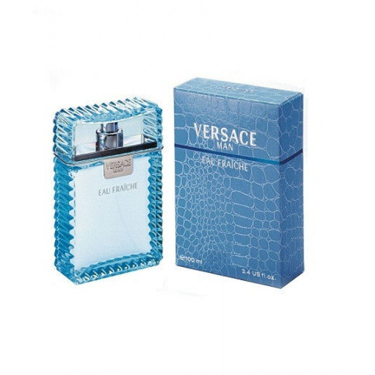 Мужская парфюмированная вода Versace Man Eau Fraiche