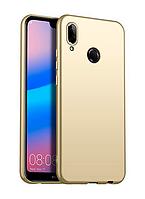 Чехол-накладка X-Level TPU Guardian для Huawei P20 Lite Gold PC-001737, КОД: 133847
