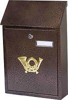 Поштова скриня ProfitM СП-3 Мідь антична 1237, КОД: 1624701