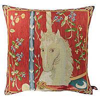 Подушка гобеленова Art de lys The Unicorn 50х50 7674