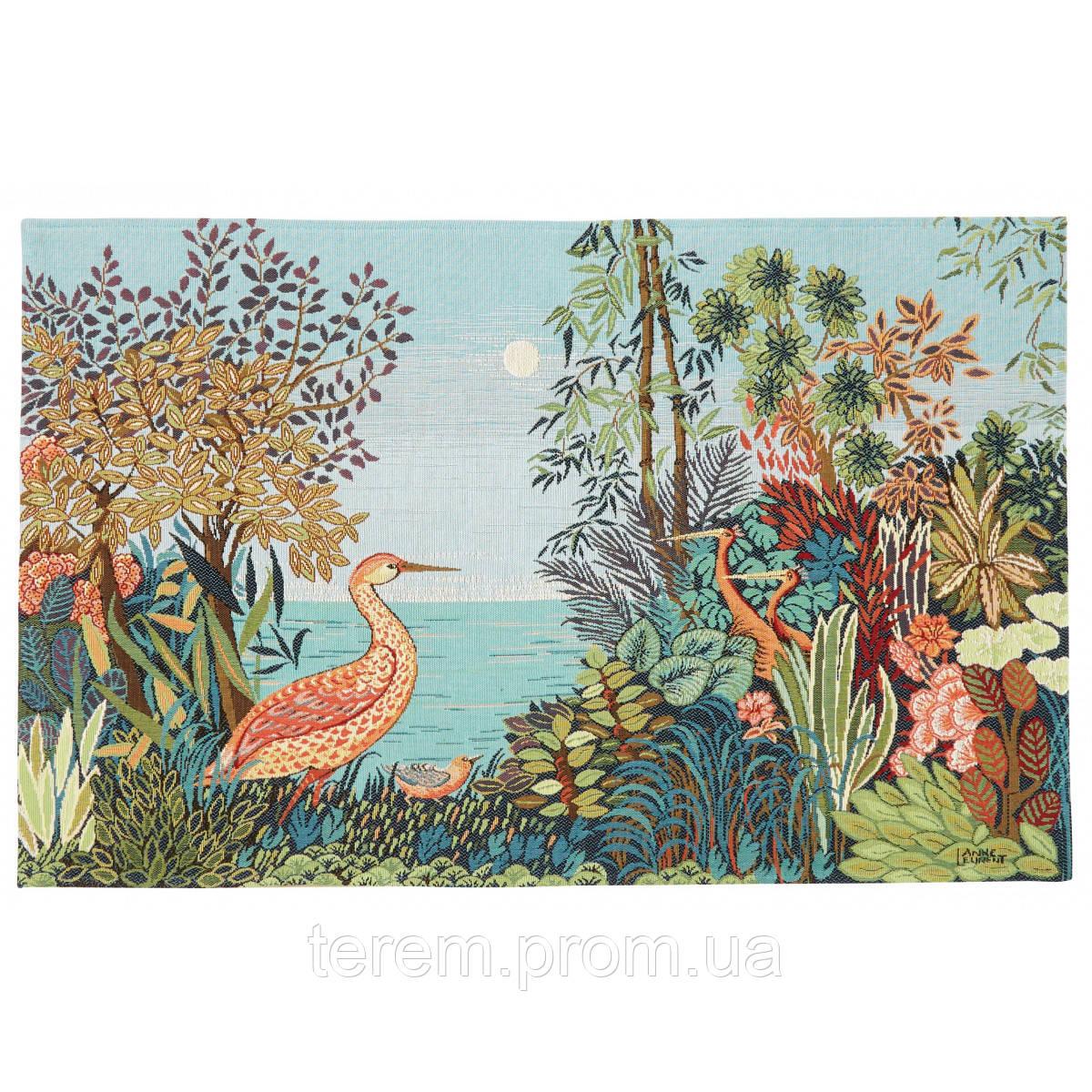 Гобеленова картина Art de lys The Heron in the Nature, Anne Leurent 50x75 5849X без підкладки