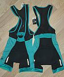 Новый женский велокомбез велошорты Crivit Sports PRO Cycling, фото 2