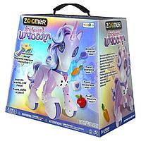Волшебный единорог Зумер Интерактивный робот (Zoomer Enchanted Unicorn) красивый выставочный пони