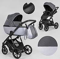Детская коляска 2 в 1 Коляска трансформер Коляска люлька для ребенка Ткань с водоотталкивающей пропиткой