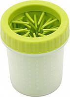 Dx30799 Dexas Mud Buster Лапомойка зелена, 11х9 см