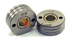 Ролик 30х10х12 (V-подібний) для сталевого дроту 0.8 / 1.0 мм
