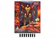 """Робот-трансформер """"Iron Man JJ609"""