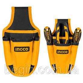 Сумка для инструментов 240х130 мм 5 кг INGCO