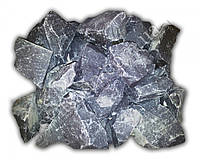 Камень для сауны базальт колотый