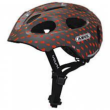 Велосипедний дитячий шолом ABUS youn-I M 52-57 Grey Lightning 818134