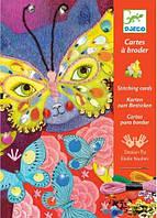 Художественный комплект для вышивания DJECO Элегантный карнавал DJ08669, КОД: 2444950