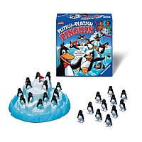 Детская настольная игра Ravensburger Пингвины на Льдине 22080, КОД: 2438234