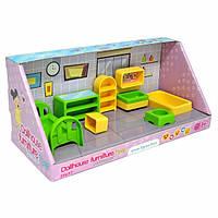 Набір меблів для ляльок спальня 39697, КОД: 2427249