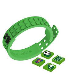 Браслет Pixie Crew зеленый PXX-02-51, КОД: 2427293