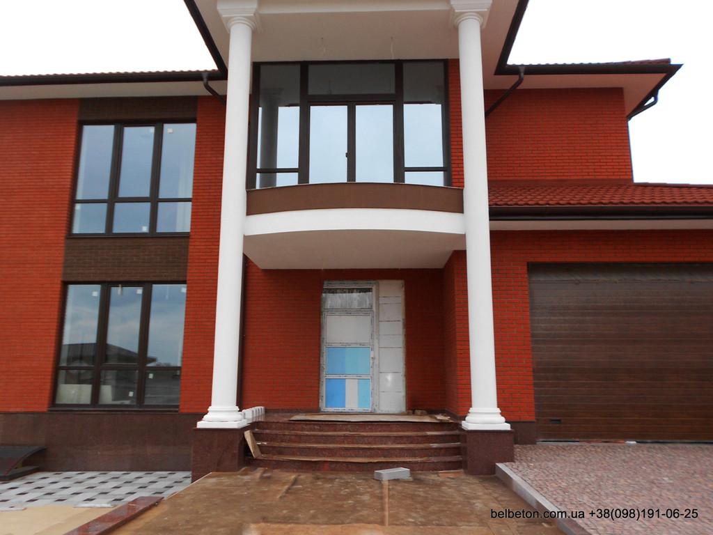 Балясины Запорожье | Балюстрада бетонная в Запорожье и Запорожской области