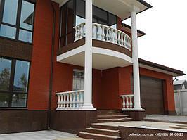 При производстве бетонных балясин и балюстрад мы всегда стремимся к тому , чтобы качество и цена соответствовали друг другу. Гарантированный срок службы наших изделий более 25 лет. Наши балясины и балюстрады обладают высокой прочностью и плотность.