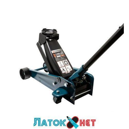 Домкрат подкатной гидравлический 3т F-T830013 Forsage
