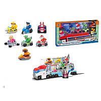 Игровой набор Трейлер с героями Щенячий Патруль BK Toys (Y7771)