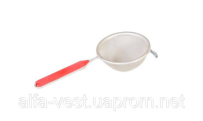 Дуршлаг - сито металлический Ø140 мм ГОСПОДАР 92-0039