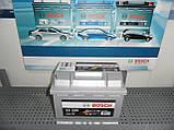 Автомобильный, аккумулятор, BOSCH 0092S50060 S5 63Ah+-,АКБ, фото 4