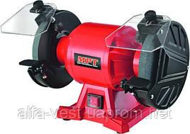 Точильная машина PROFI 150*12,7 мм, 250 Вт, 2950 об/хв, мідна обмотка MPT MBG1503