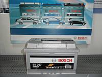 Автомобильный, аккумулятор, BOSCH 0092S50070 74Ah -+, Bosch S50070 Silver 74 Ач, 278х175х175, 750, фото 1