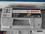 Автомобильный, аккумулятор, BOSCH 0092S50070 74Ah -+, Bosch S50070 Silver 74 Ач, 278х175х175, 750, фото 2