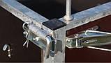 Прицеп - самосвал бортовой Кияшко 23PB1103FS, фото 9