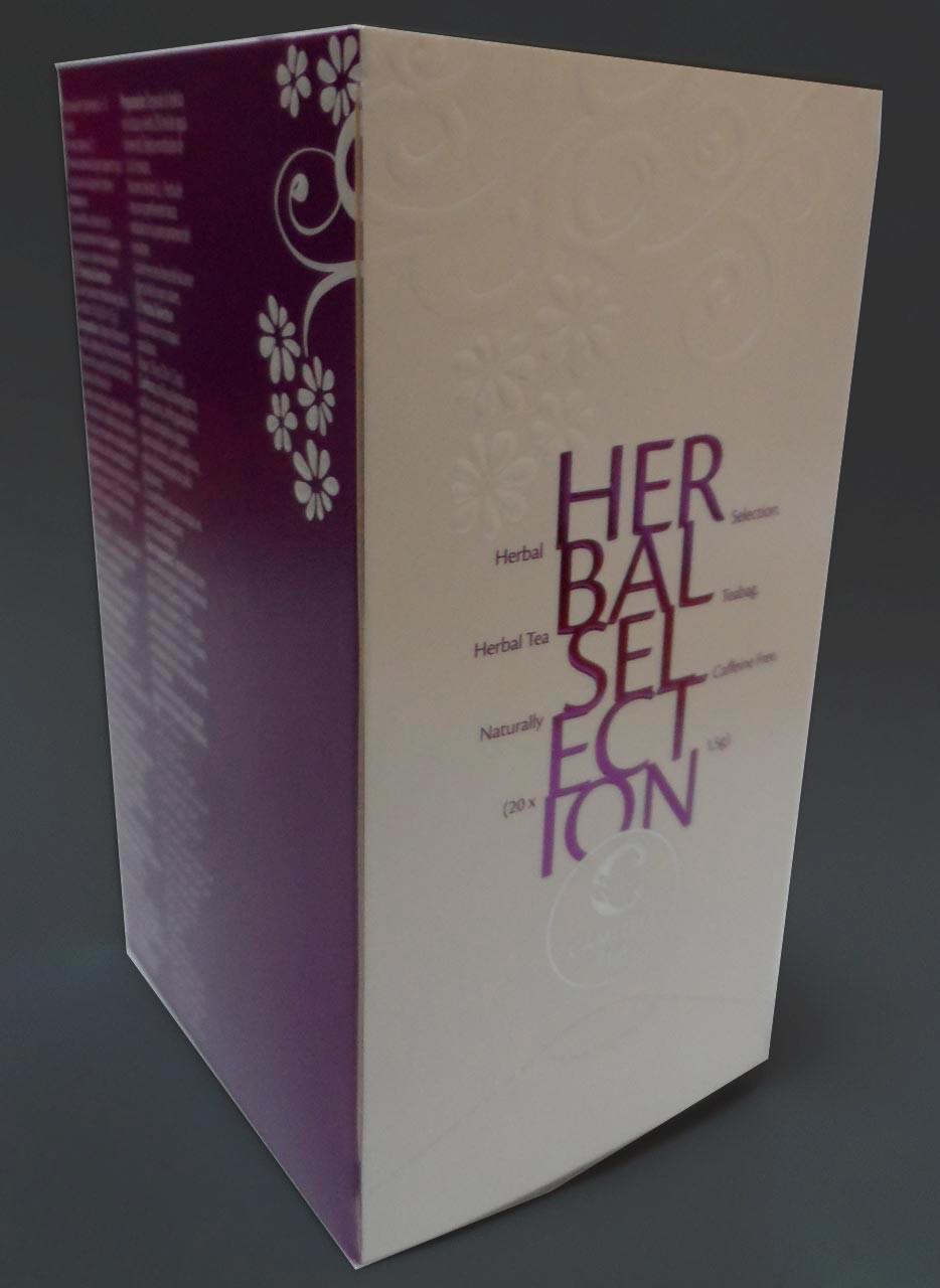 Чай Camellia Tea Herbal Selection (Травяной сбор) 50 гр.