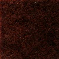 Фетр натуральный 1.3 мм, 20x30 см, НАСЫЩЕННЫЙ КОРИЧНЕВЫЙ, фото 1