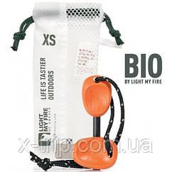 Огниво Light My Fire FireSteel BIO Scout 2in1 (LMF 21111) Оранжевый