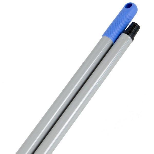Рукоятка кий 150 см металл Aricasa серого цвета