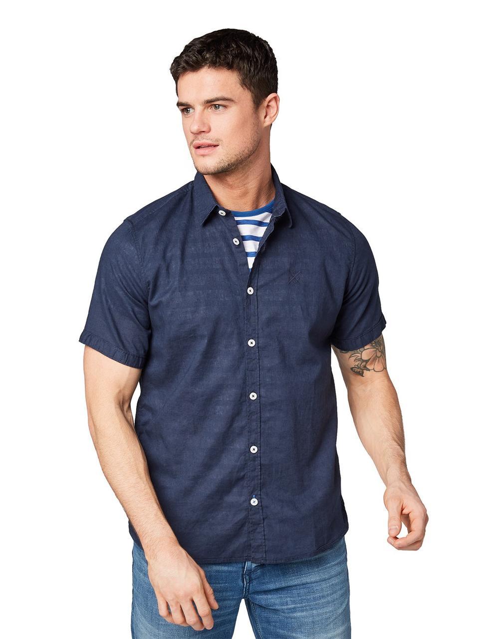 Рубашка Tom Tailor 1008844 L Синий