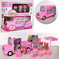 Игровой набор LOL автобус 588-3, фото 1