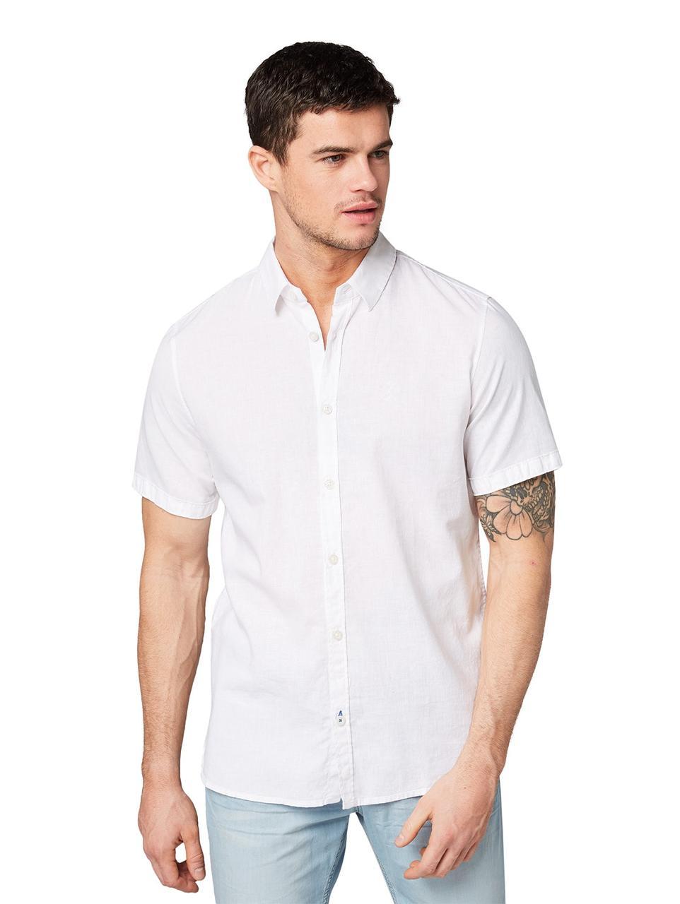 Рубашка Tom Tailor 1008844 XL Белый