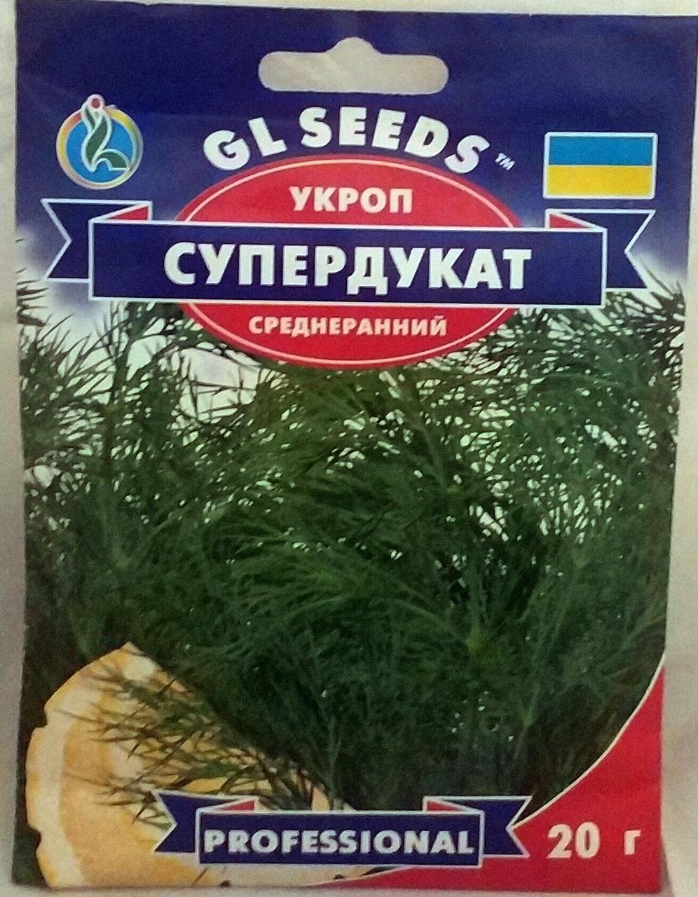 Кріп Супердукат 20г (GL Seeds)