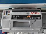 Автомобильный, аккумулятор, BOSCH 0092S50080 77Ah-+, 12V Bosch S50080 Silver, 278х175х190, 780А,АКБ., фото 4