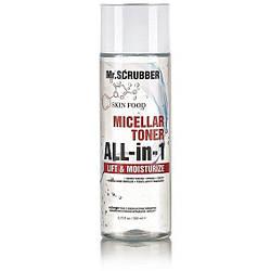 Мицеллярный тоник Mr. Scrubber Skin Food Idealift с маслом косточек томата 200 мл