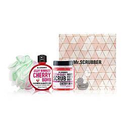 Набор Cherry Bomb Mr. Scrubber